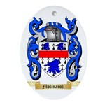 Molinaroli Oval Ornament