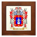 Molina Framed Tile