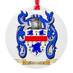 Molenaers Round Ornament