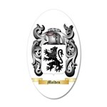 Molden 20x12 Oval Wall Decal