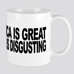 America Great Trump Disgusting Mug