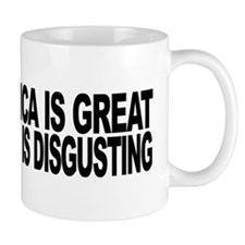 America Great Trump Disgusting Mug