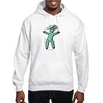 Voodoo Doll Hooded Sweatshirt
