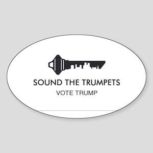 VOTE TRUMP Sticker