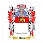 Molan Square Car Magnet 3
