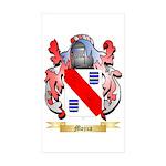 Mojica Sticker (Rectangle 50 pk)