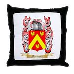 Moisescu Throw Pillow