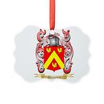 Moisescu Picture Ornament