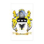 Mohun Sticker (Rectangle 50 pk)