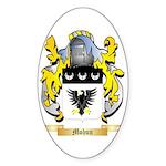Mohun Sticker (Oval)