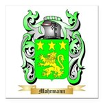 Mohrmann Square Car Magnet 3