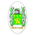 Mohring Sticker (Oval 50 pk)