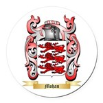 Mohan Round Car Magnet