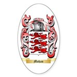 Mohan Sticker (Oval 50 pk)