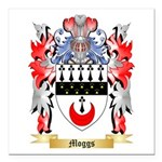 Moggs Square Car Magnet 3