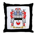 Moggs Throw Pillow