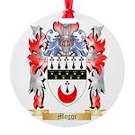 Mogge Round Ornament