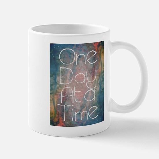 Cute One day at a time Mug
