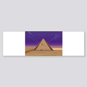 Cosmic Alignment Bumper Sticker