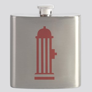 Fire Hydrant Flask