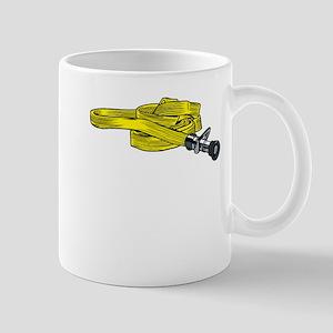 Fire Hose Mugs