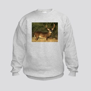 Beautiful Buck Kids Sweatshirt