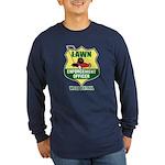Garden Humor Long Sleeve Dark T-Shirt