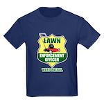 Garden Humor Kids Dark T-Shirt