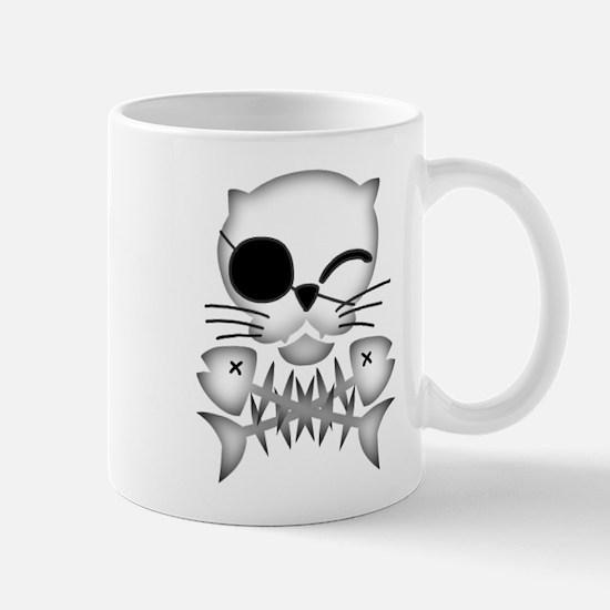 Cat Pirates Mug