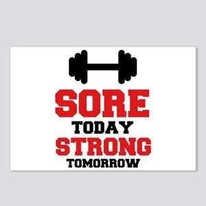 Sore Today Strong Tomorrow Postcards (Package of 8