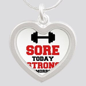 Sore Today Strong Tomorrow Necklaces
