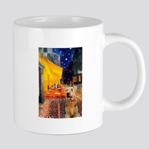 5.5x7.5-Cafe-Airedale-Sebastian 20 oz Ceramic