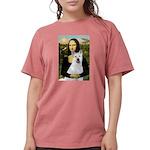 card-Mona-Akita2 Womens Comfort Colors Shirt