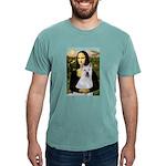 card-Mona-Akita2 Mens Comfort Colors Shirt