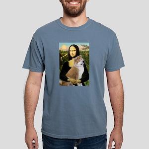 5.5x7.5-Mona-Akita3 Mens Comfort Colors Shirt