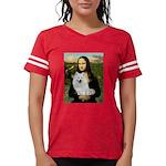 8x10-Mona-AmEskimoSpitz Womens Football Shirt