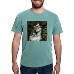 TILE-Oph2-ACDpup Mens Comfort Colors Shirt