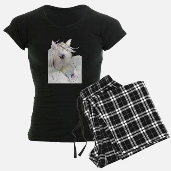 White Horse Eyes Pajamas