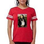 Card-Mona-Aussie2 Womens Football Shirt