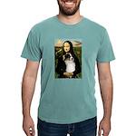 Card-Mona-Aussie2 Mens Comfort Colors Shirt