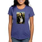 Card-Mona-Aussie2 Womens Tri-blend T-Shirt