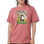 SPRING-Aussie2 Womens Comfort Colors Shirt