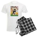 3-SPRING-Aussie-Tri-Lucy Men's Light Pajamas