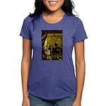 card-Art-Aussie1 Womens Tri-blend T-Shirt