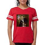 TILE-Lincoln-Basset2 Womens Football Shirt