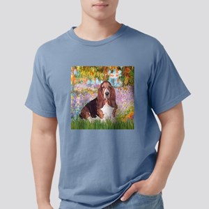 PILLOW-Garden-M--Basset1 Mens Comfort Colors S