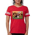 card-Cherubs-Basset1 Womens Football Shirt