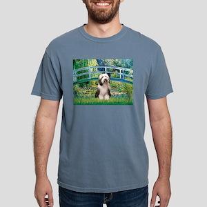 Z-ORN-Bridge-Beardie1 Mens Comfort Colors Shir