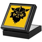 Viking Gold Keepsake Box