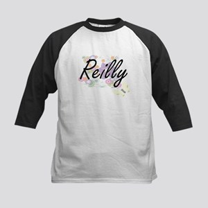Reilly surname artistic design wit Baseball Jersey